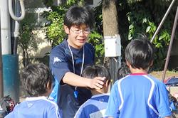 スポーツ振興・環境整備で地域活性化。